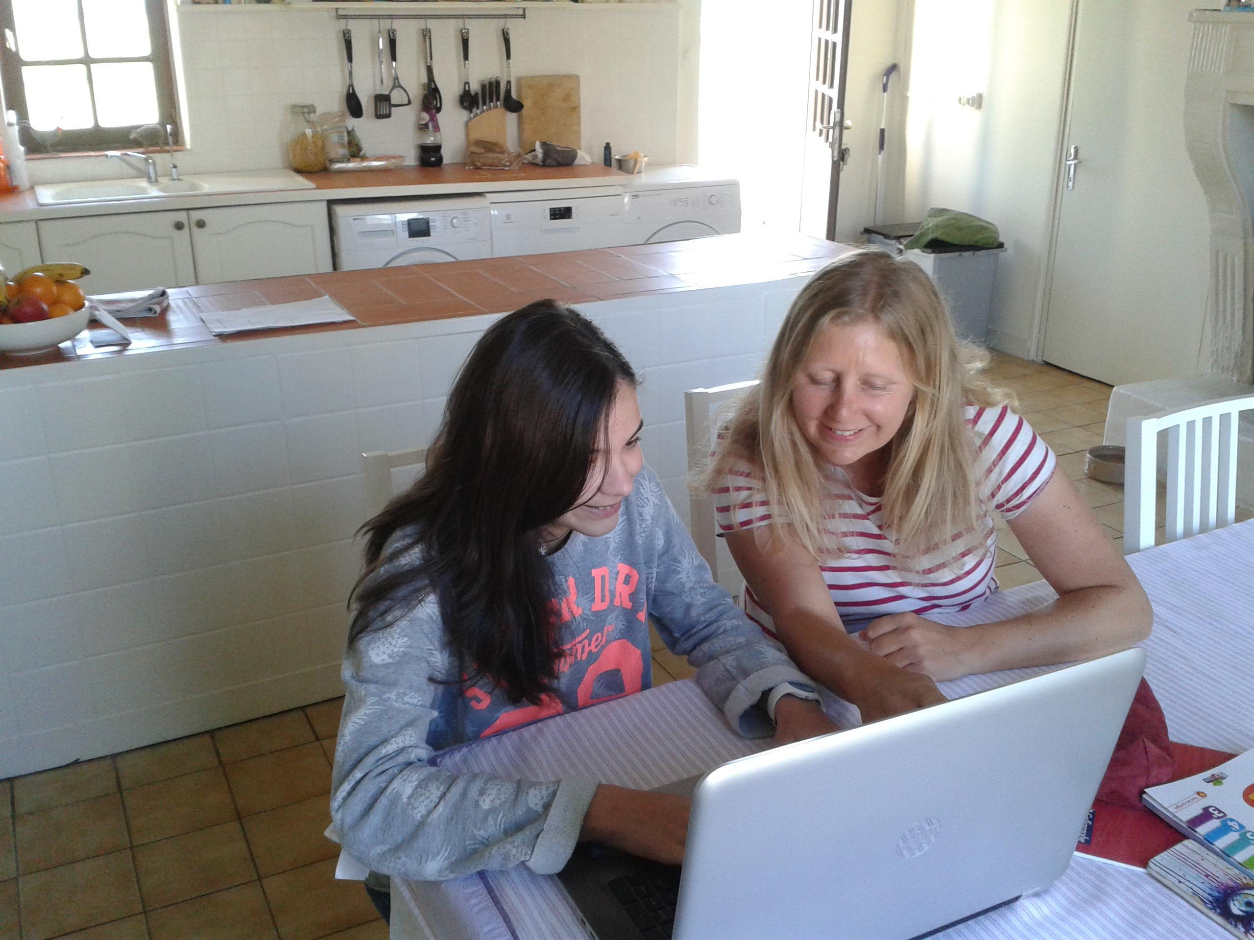 Quel niveau atteindre avec l'immersion dans une famille anglaise ?