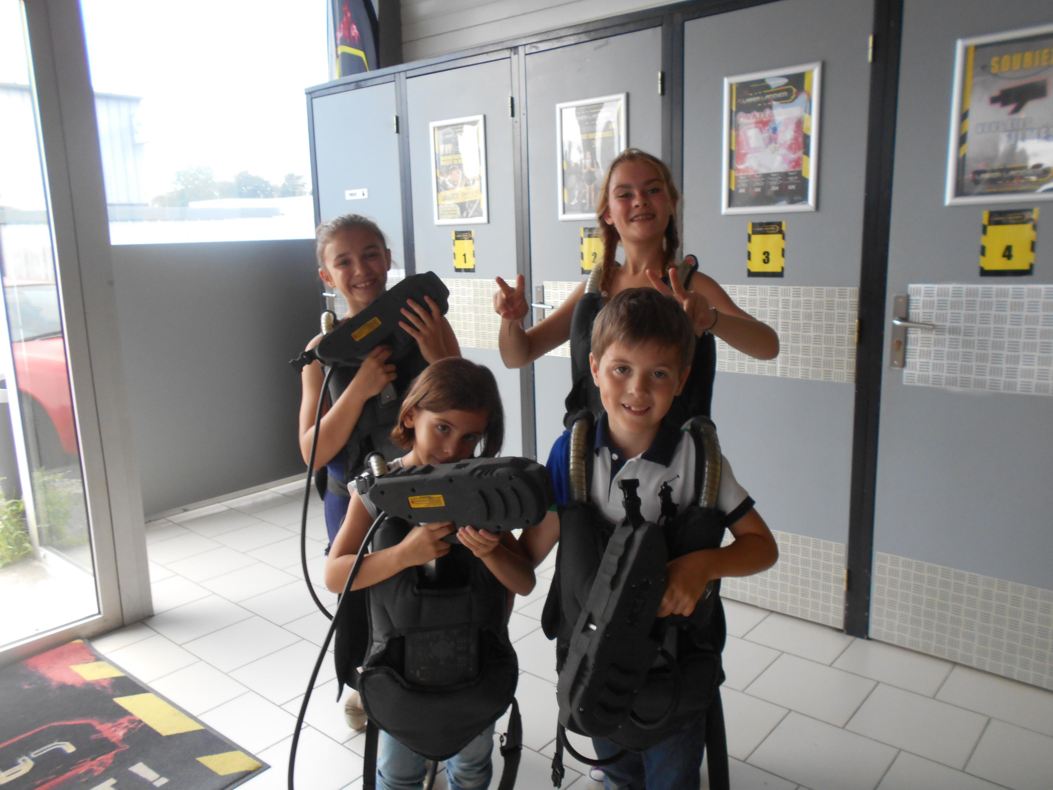 Immersion totale dans une famille anglaise, et activité ludique pour les adolescents
